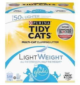 Tidy Cat Tidy Cat - Lightweight Glade Clear Springs 5.44kg