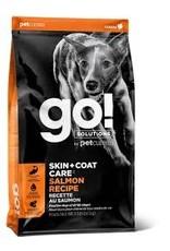 GO! Go! - Skin & Coat Salmon Dog
