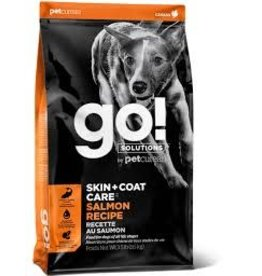 GO! Go! - Skin & Coat Salmon Dog