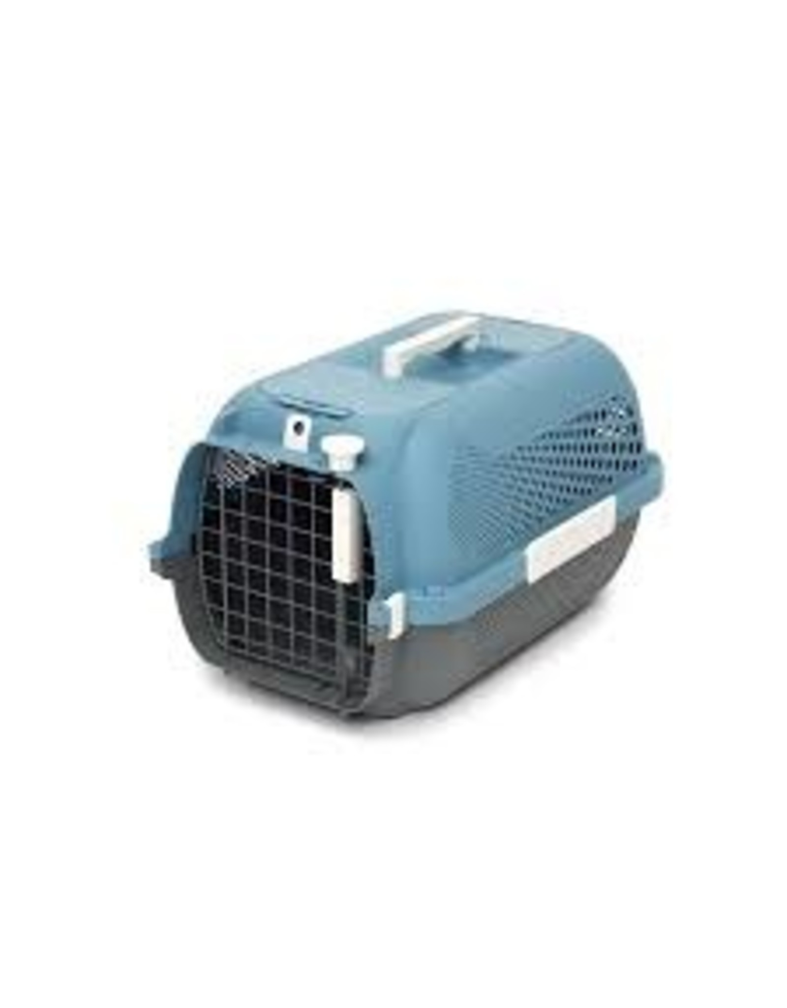 """Catit Catit -  Cat Carrier Blue/Grey Medium (22""""x14.8""""x12"""")"""