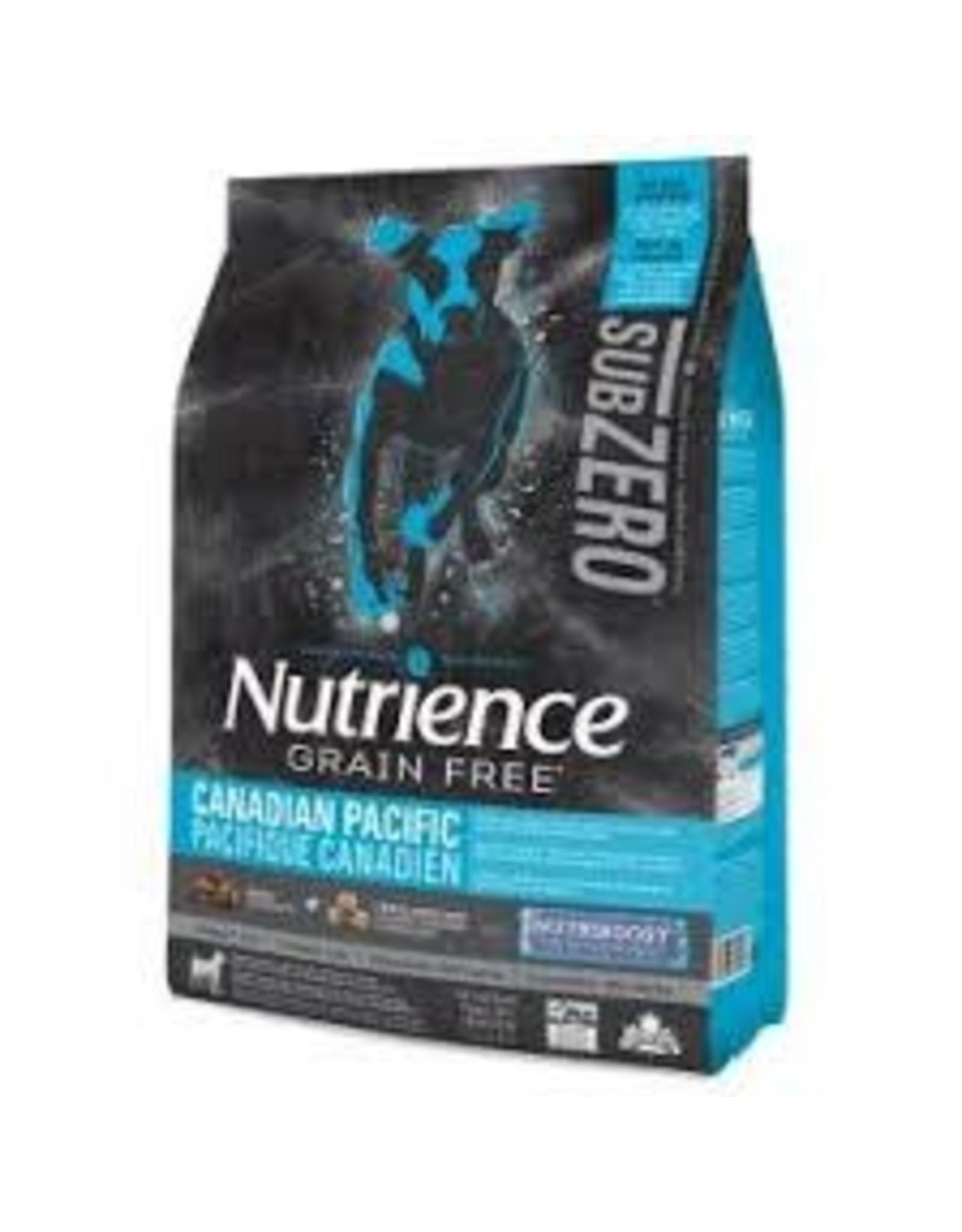Nutrience Nutrience - GF Subzero Canadian Pacific Dog 22lb