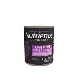 Nutrience Nutrience - GF Subzero Lamb Dog 13.2oz