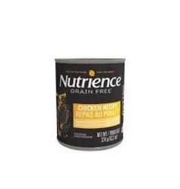 Nutrience Nutrience - GF Subzero Chicken Dog 13.2oz