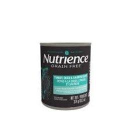 Nutrience Nutrience - GF Subzero Turkey Duck Salmon Dog 13.2oz