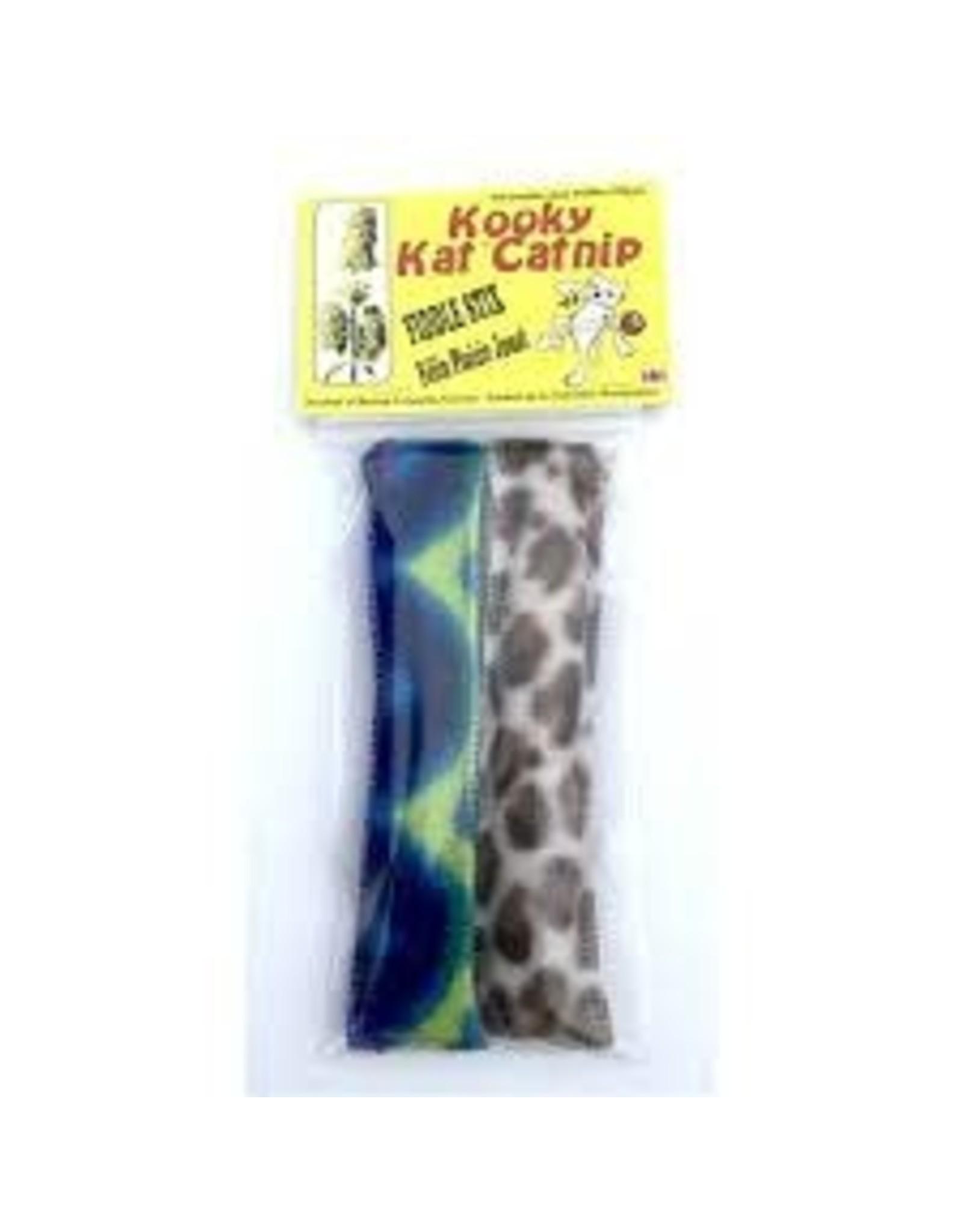 Kooky Kat Catnip Kooky Cat Catnip - Fiddle Stix 2pk 20g each