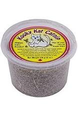 Kooky Kat Catnip Kooky Cat Catnip - Leaf & Flower Tub