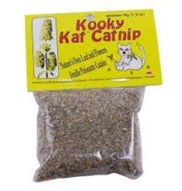 Kooky Kat Catnip Kooky Cat Catnip - Leaf & Flower Bag 14g