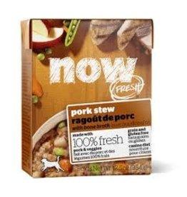 Now Fresh Now Fresh -Pork Stew w/ Bone Broth Dog 12.5oz