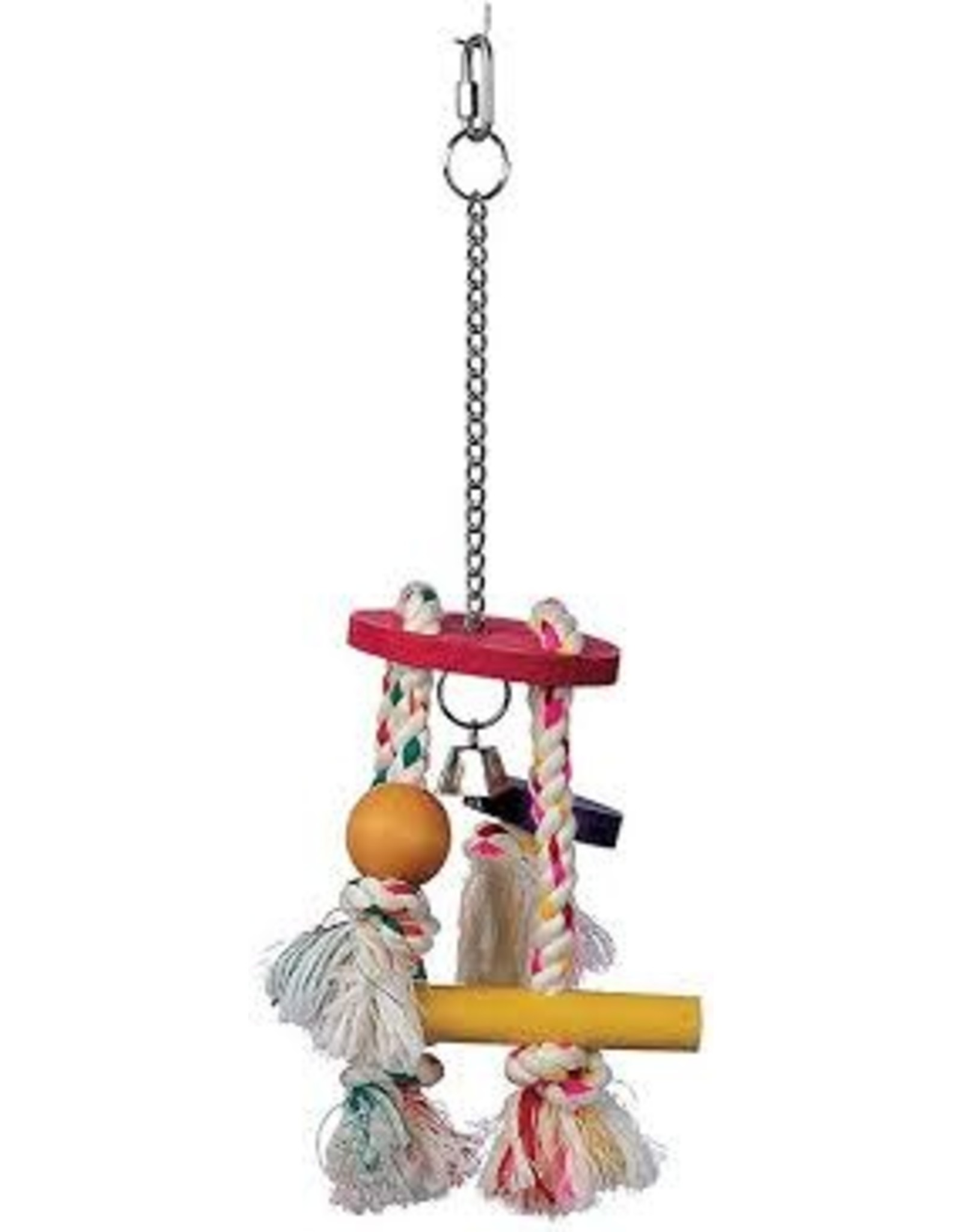 Living World Living World - Junglewood Peg with Ropes