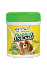 Espree Espree - Ear Care Aloe Wipes