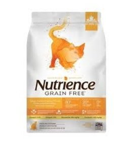 Nutrience Nutrience - Grain Free Turkey, Chcken, Herring Cat 5kg