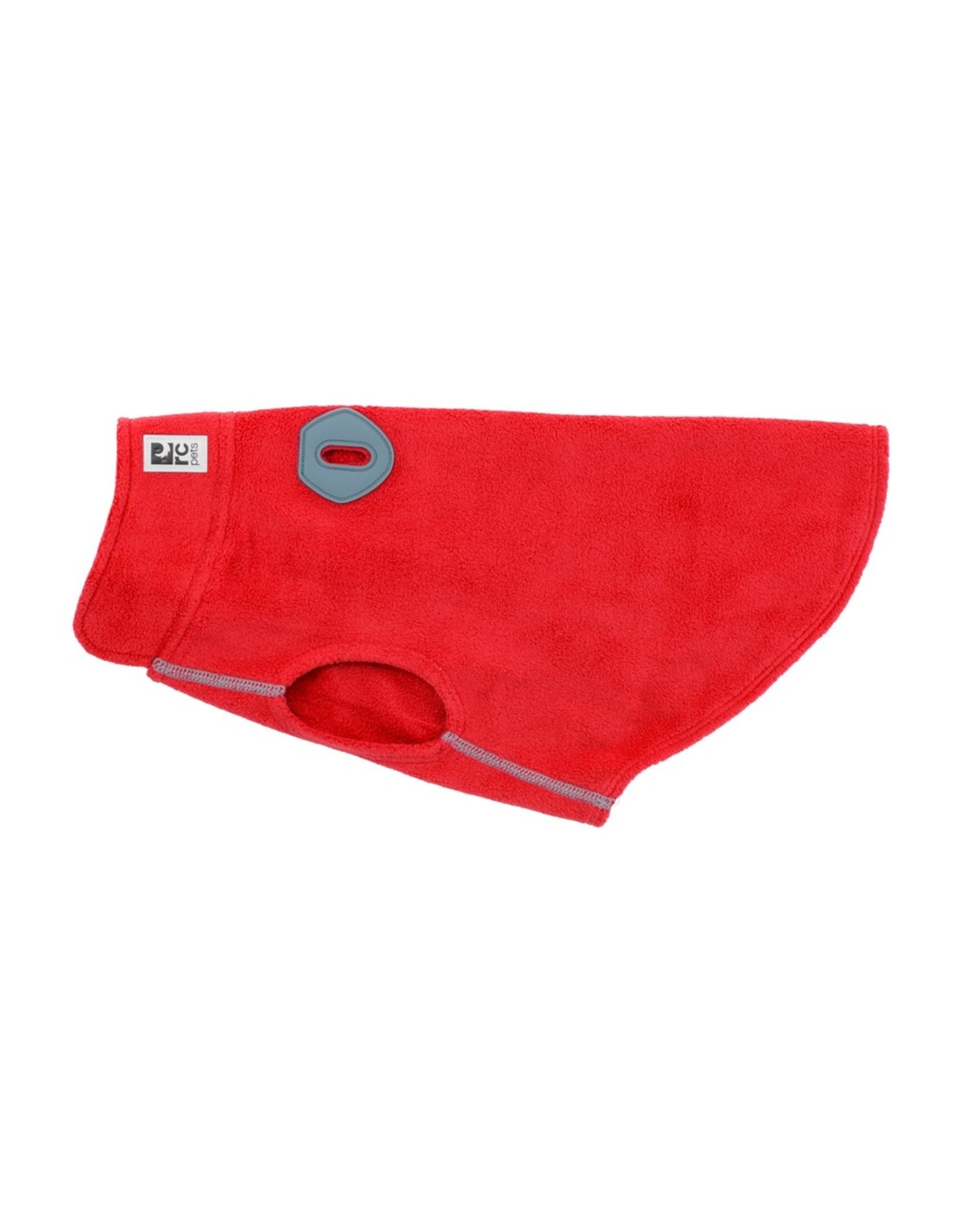 RC Pets RC Pets - Baseline Fleece Red/Grey