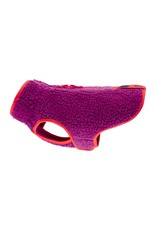 RC Pets RC Pets - Tundra Fleece Mulberry/Hot Coral