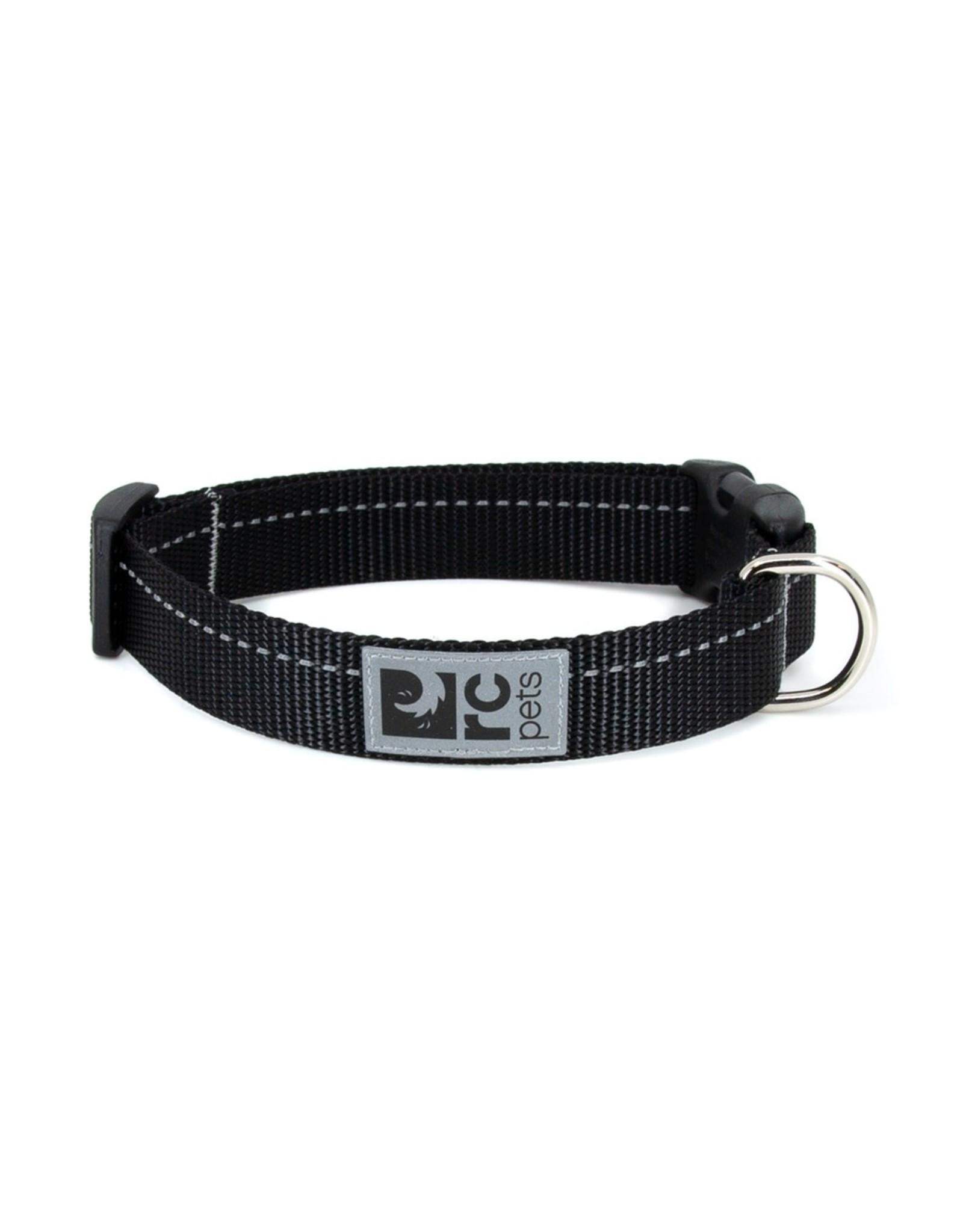 RC Pets RC Pets - Clip Collar Primary Black