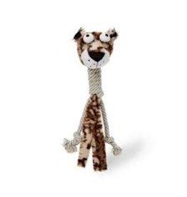 Budz Budz - Plush Toy with Cotton Long Neck Jaguar