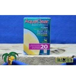 AquaClear AquaClear - 20 Mini Foam Filter Insert