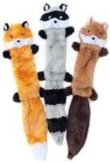 Zippy Paws Zippy Paws - Skinny Peltz Squeaker Toy