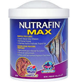 Nutrafin Aqua Plus Nutrafin Max - Tropical Fish Flakes