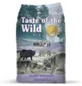 Taste of the Wild Taste of the Wild - Sierra Mountain w/ Roasted Lamb 28lb