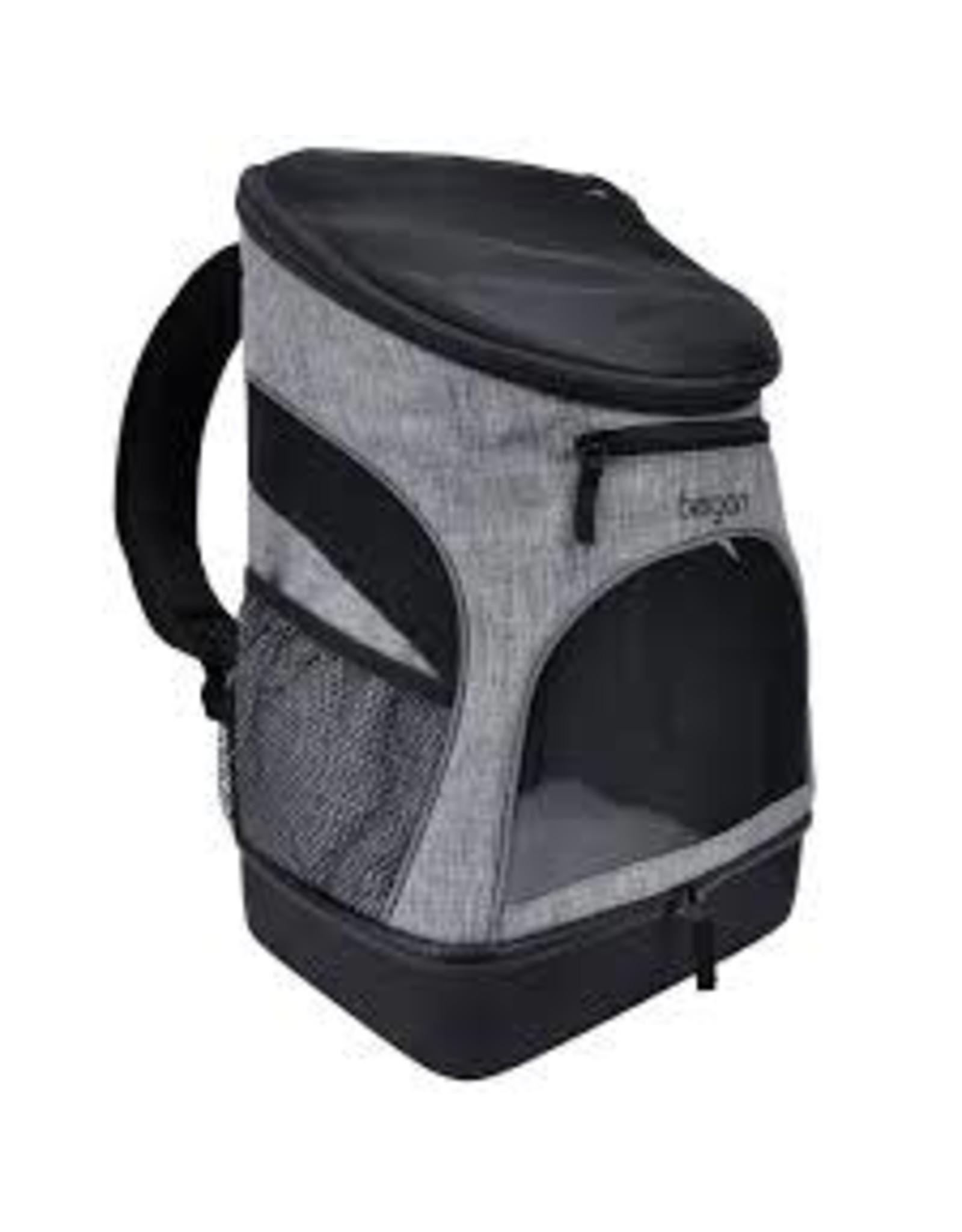 Bergan Bergan - Backpack Pet Carrier Gray OS