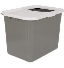 Petmate Petmate - Top Entry Litter Pan 20x15x15""