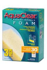 AquaClear AquaClear - 30 Mini Foam Filter Insert 3 pack