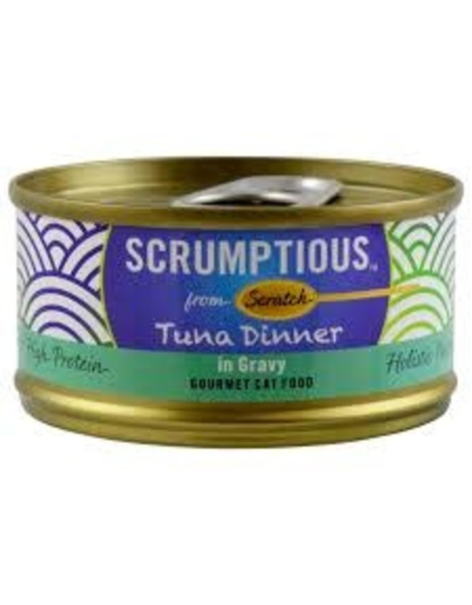 Scrumptious Scrumptious - Red Meat Tuna 2.8oz