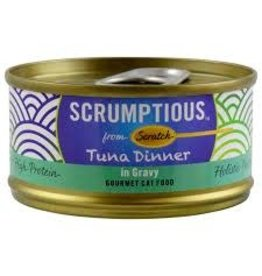 Scrumptious Scrumptious - Red Meat Tuna 2.8oz