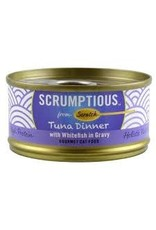 Scrumptious Scrumptious - Red Meat Tuna & Whitefish 2.8oz
