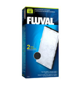 Fluval Fluval inU2in Poly/Carbon Cartridge - 2 Pack