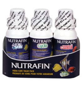 Nutrafin Aqua Plus Nutrafin Aquaplus-Cycle-Waste Control 3 Pack