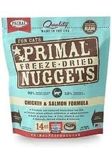 Primal Primal - Freeze Dried Chicken & Salmon Cat14oz