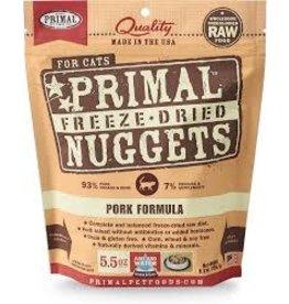 Primal Primal - Freeze Dried Pork Cat 14oz
