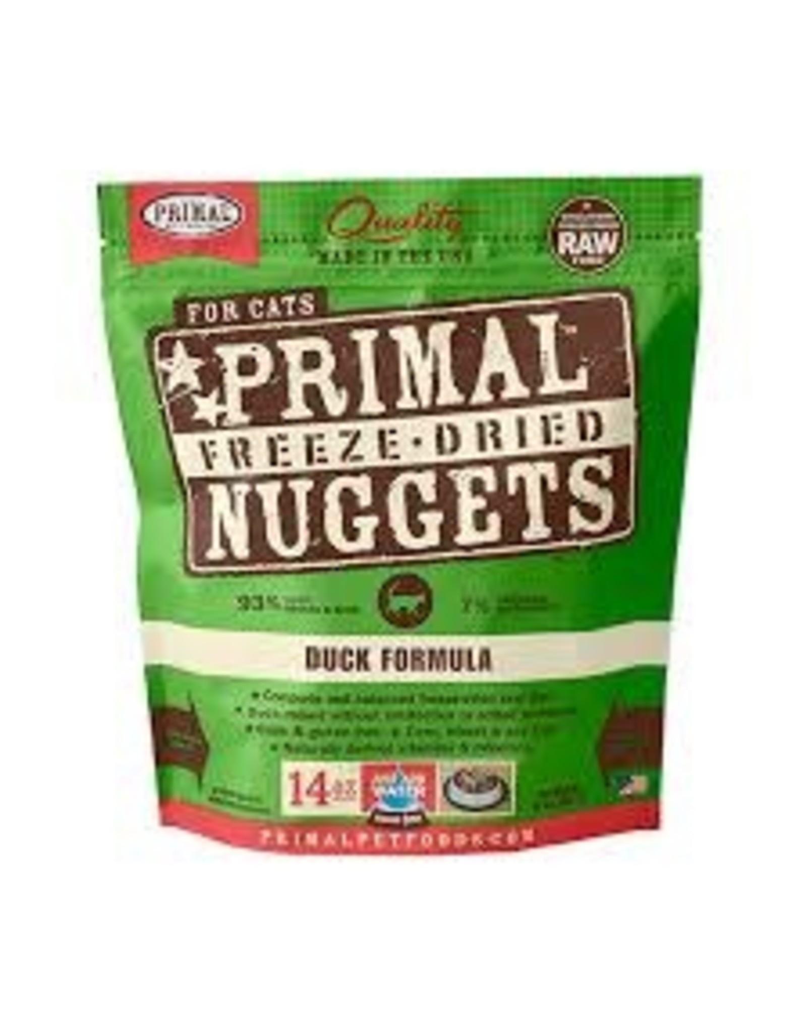 Primal Primal - Freeze Dried Duck Cat 5.5oz