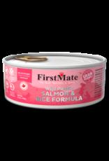 FirstMate FirstMate -Grain Friendly Wild Salmon/Rice Cat 5.5oz