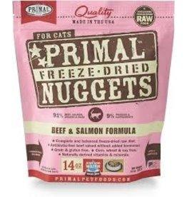 Primal Primal - Beef & Salmon Cat 14oz
