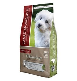 Canadian Naturals Canadian Naturals - Chicken Small Bites Dog