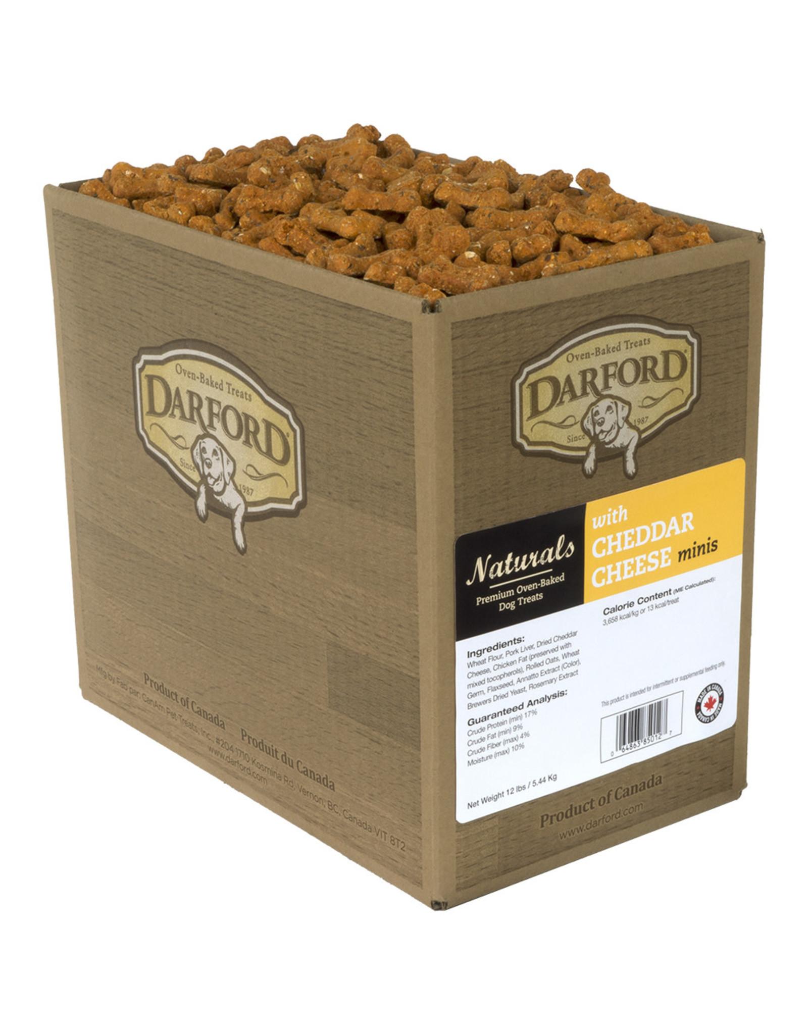 Darford Darford - Naturals Cheddar Cheese Minis (per ounce)