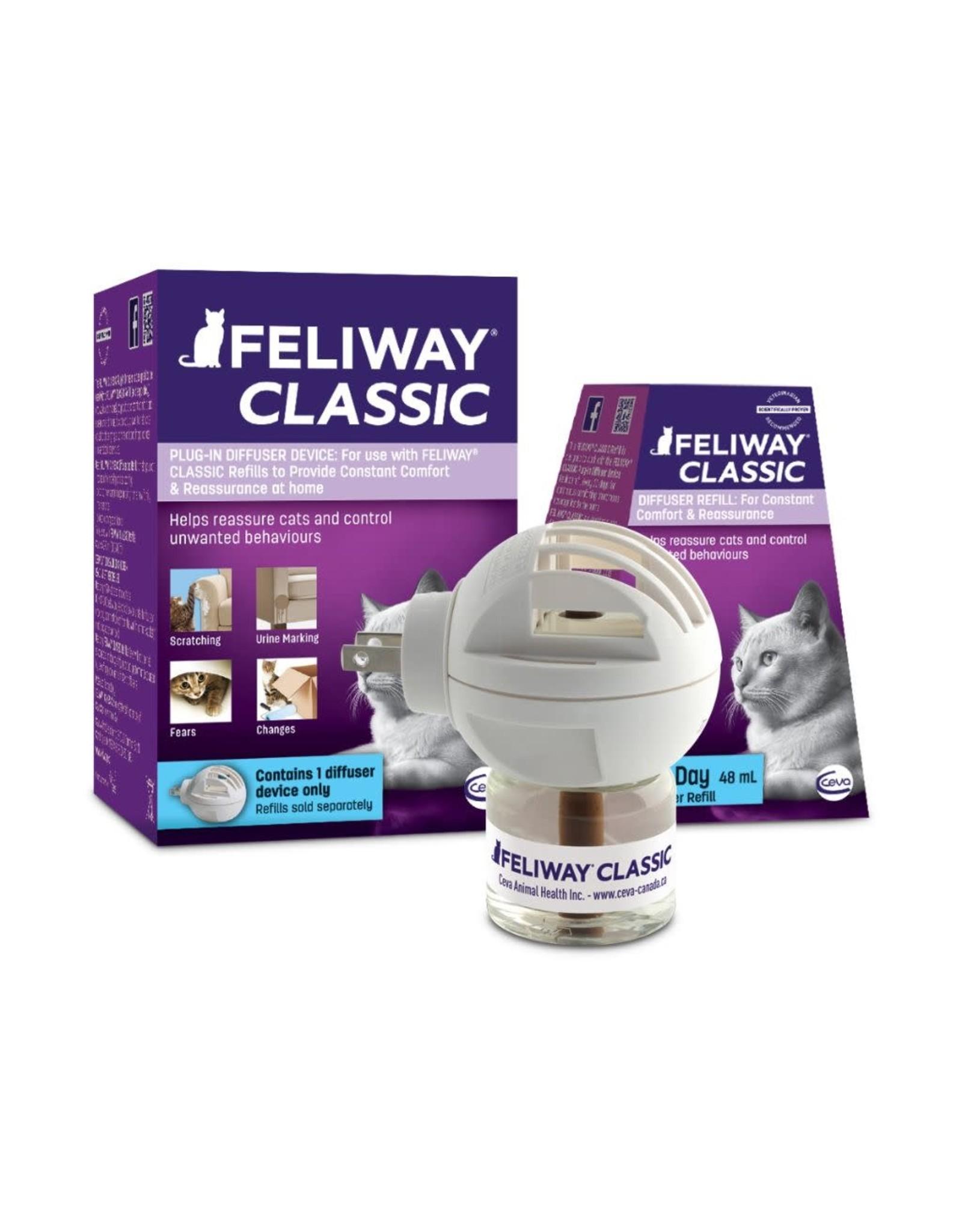 Feliway Feliway - Classic 30 Day Starter Kit Cat 48ml