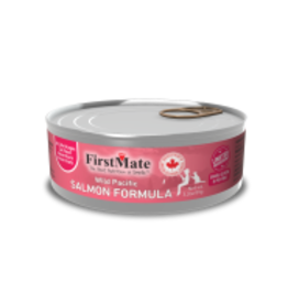 FirstMate Firstmate - LID GF Salmon Cat 3.2oz
