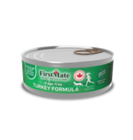 FirstMate Firstmate - LID GF Turkey Cat 3.2oz