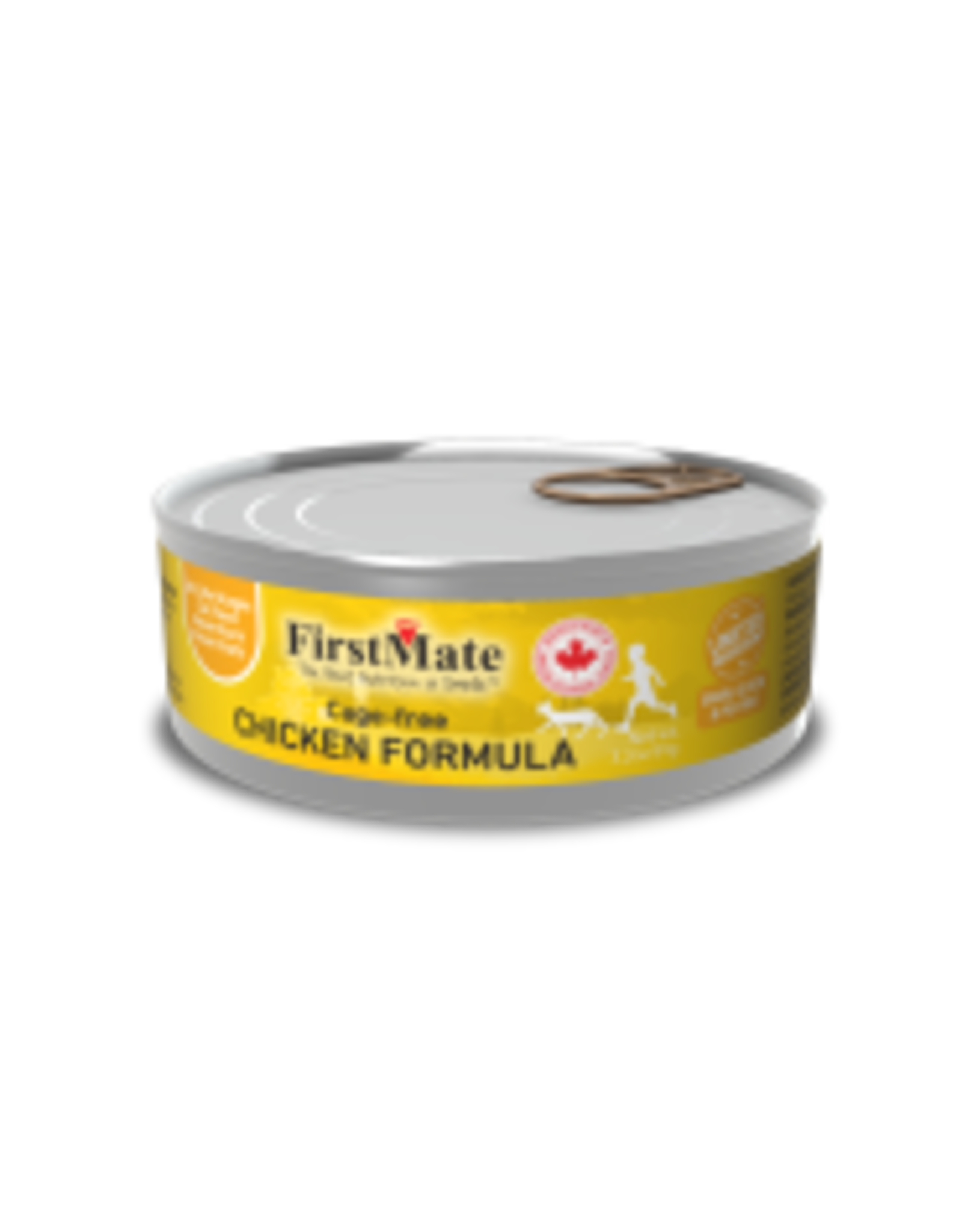FirstMate Firstmate - LID GF Chicken Cat 3.2oz