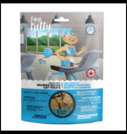 Lazy Kitty Lazy Kitty - Air Dried Cat Treats Salmon 85g