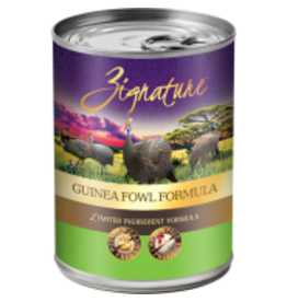 Zignature Zignature - LID GF Guinea fowl Dog 13oz