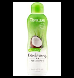 Tropiclean TropiClean - Deodorizing Shampoo Aloe & Coconut 20 oz