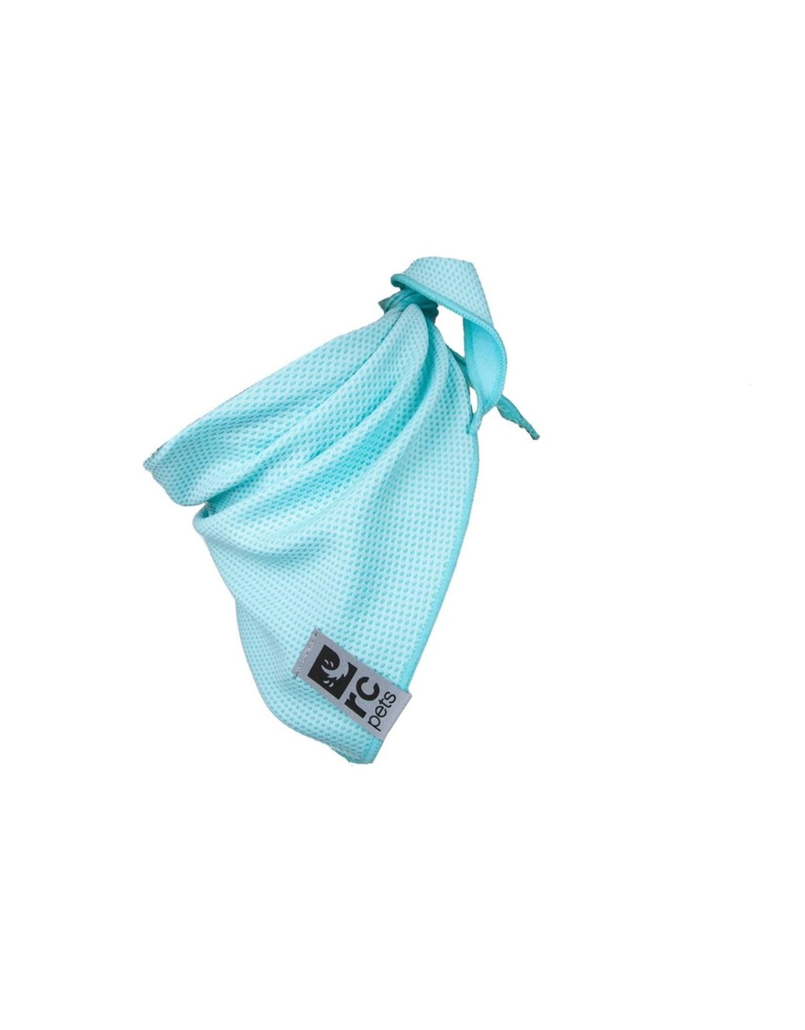 RC Pets RC Pets - Zephyr Cooling Bandana Ice Blue