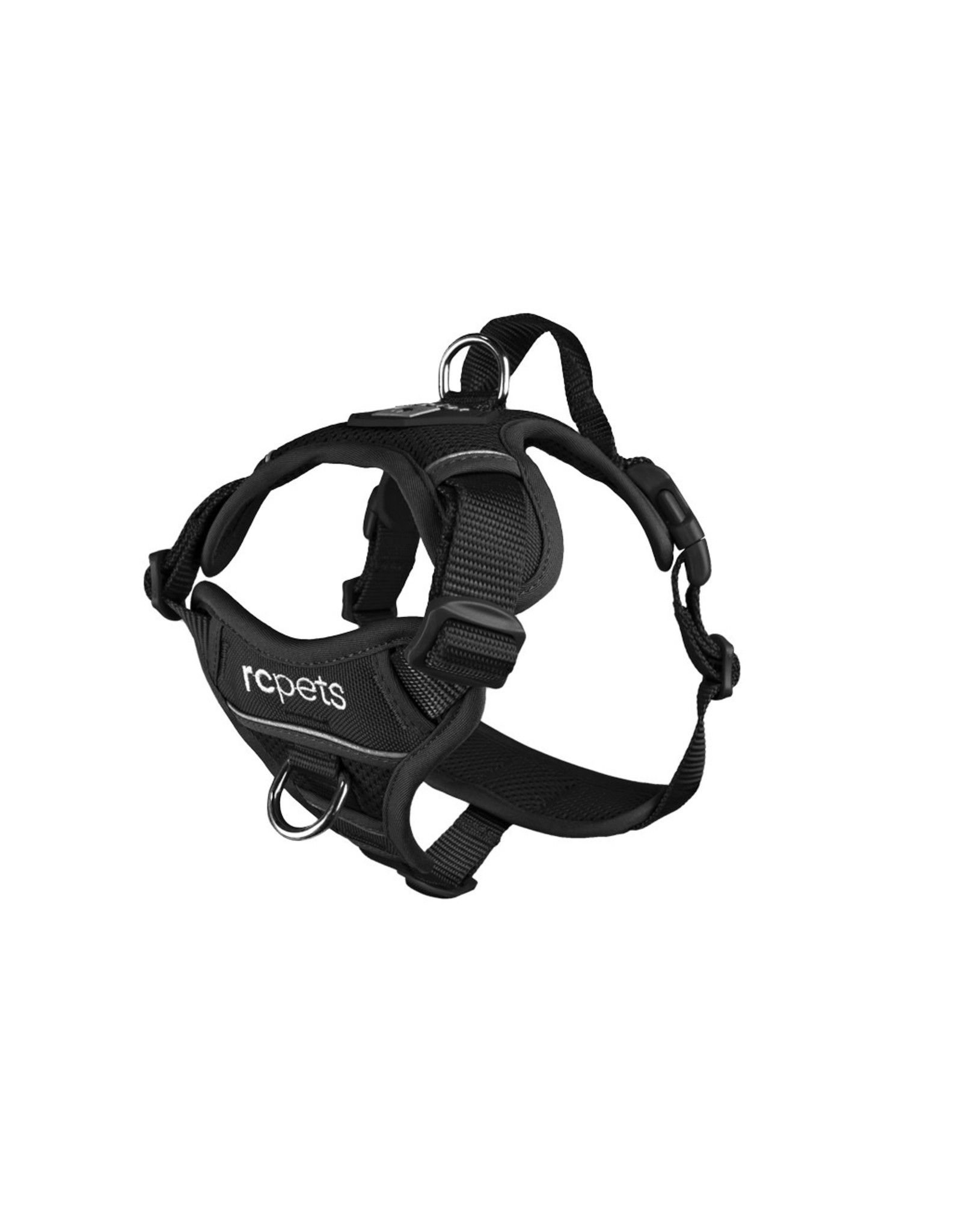 RC Pets RC Pets - Momentum Control Harness Black