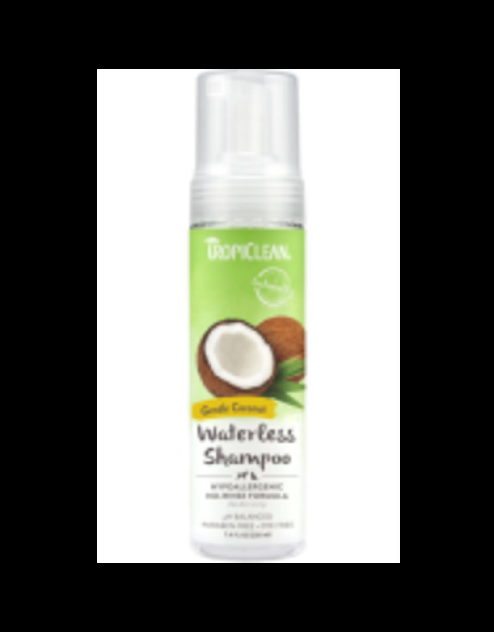 Tropiclean Tropiclean - Waterless Shampoo Hypoallergenic Gentle Coconut 7.4oz