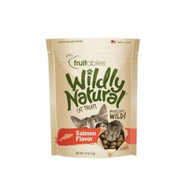 Wildly Natural Wildly Natural - Fruitables Cat Treats Salmon 71g