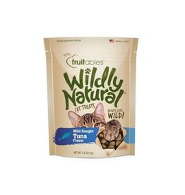 Wildly Natural Wildly Natural - Fruitables Cat Treats Tuna 71g